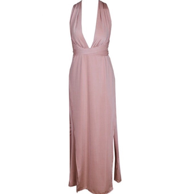 Bloomington Champagne Maxi Drese