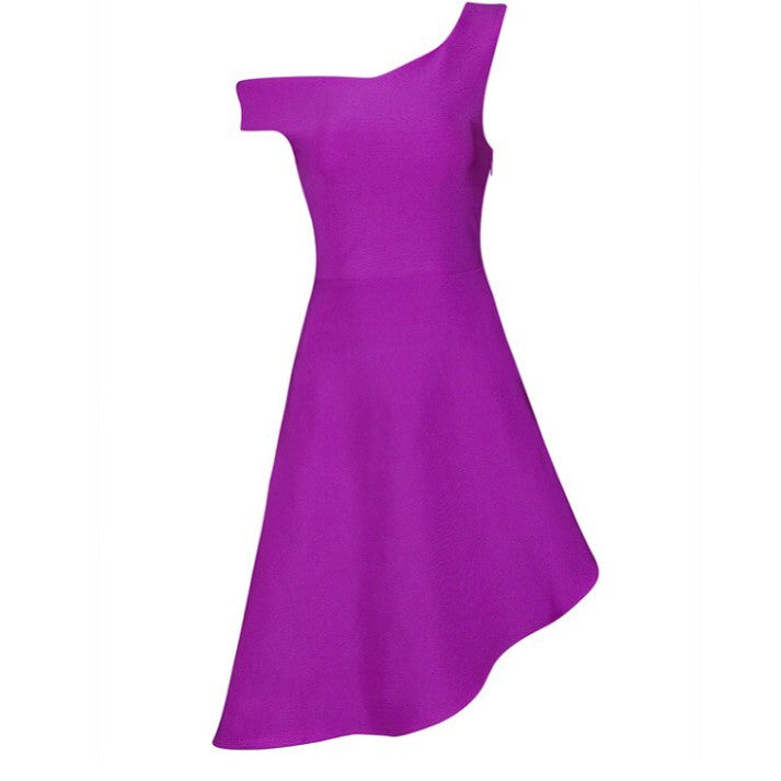Sophie Purple Dress