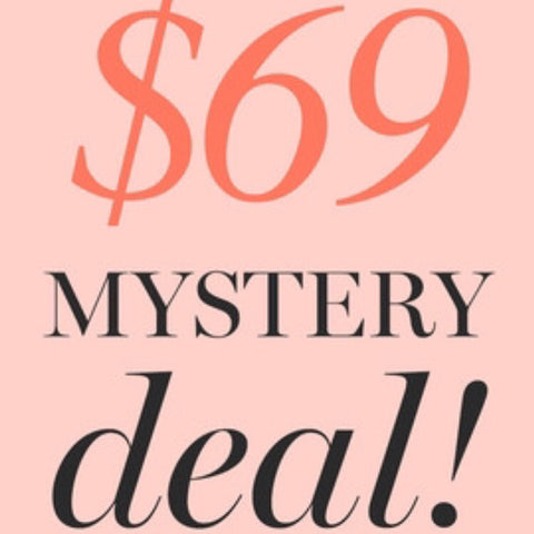 Mystery deal $69 in stock 2 items