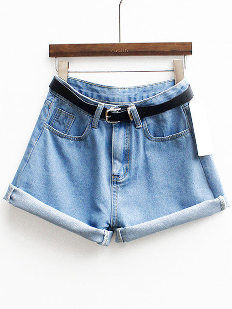 Byron Denim Shorts