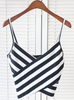 We Are Done Stripe Singlet
