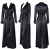 Kellis black trench coat