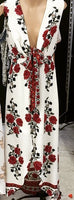 Hailey Floral Long Dress