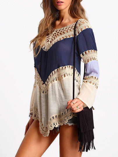 Cove long sleeve top