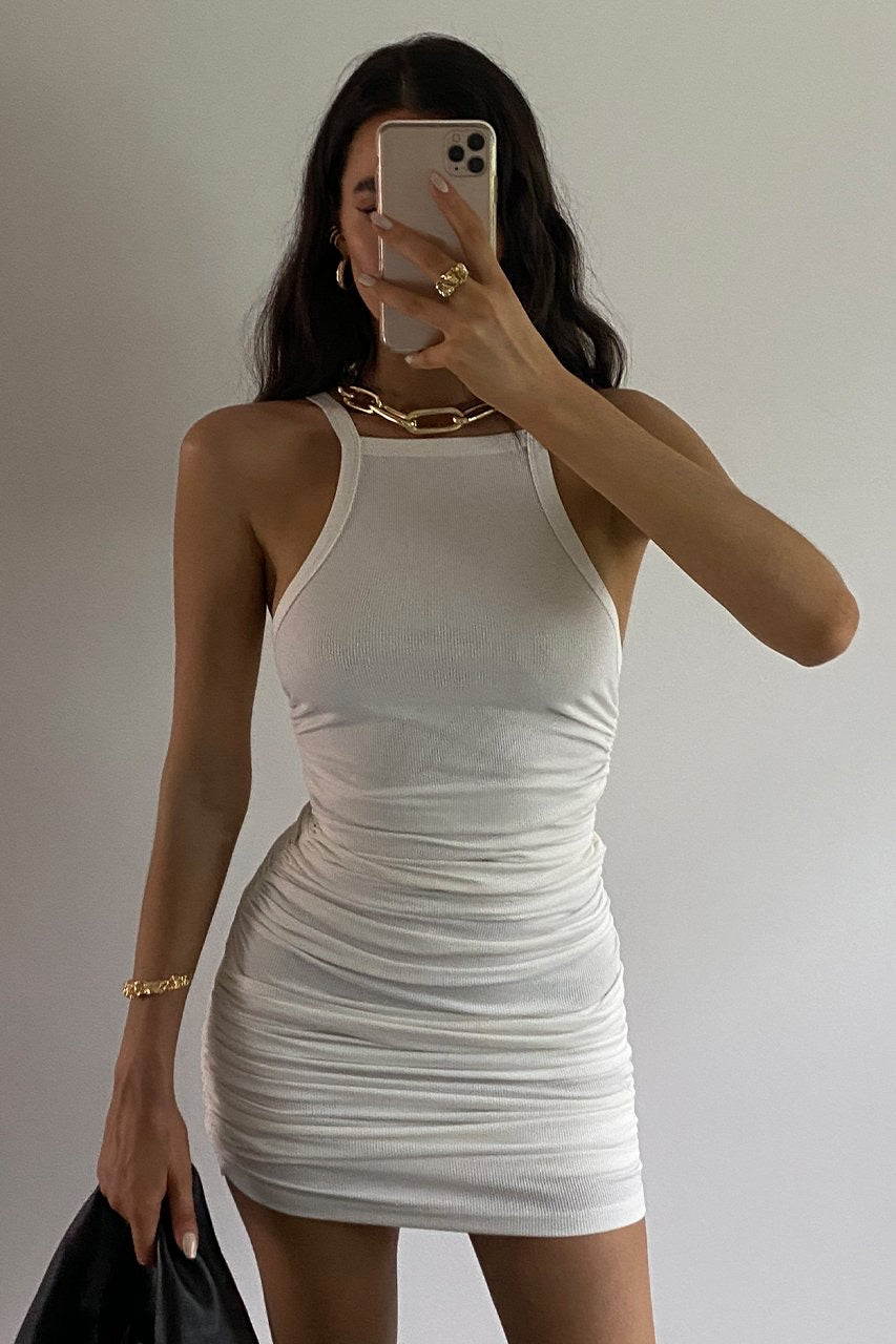 Miranda white dress
