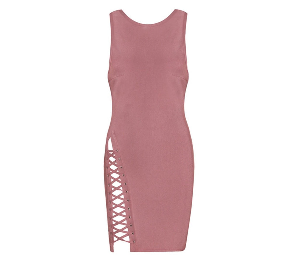 Prive Puce Pink Dress