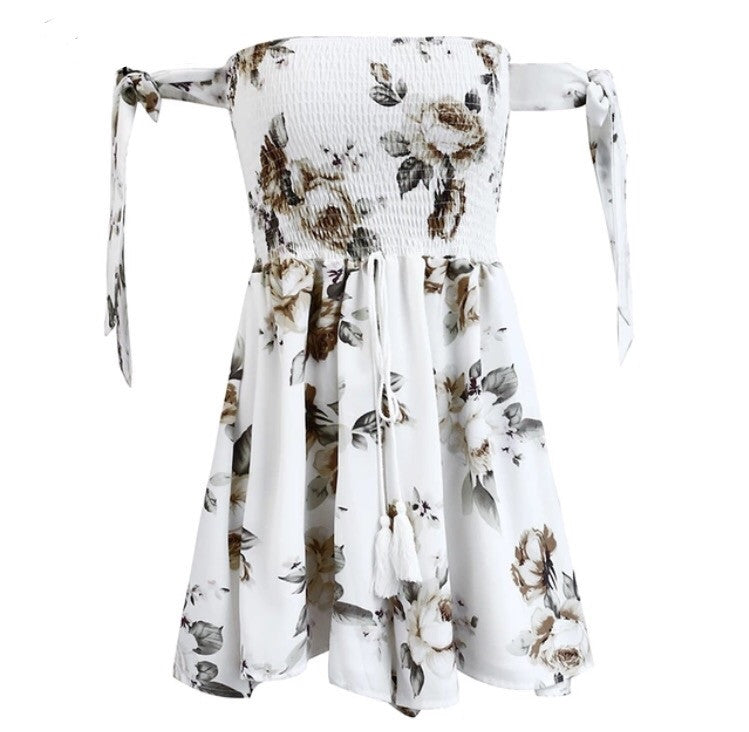 Tammy Print Playsuit