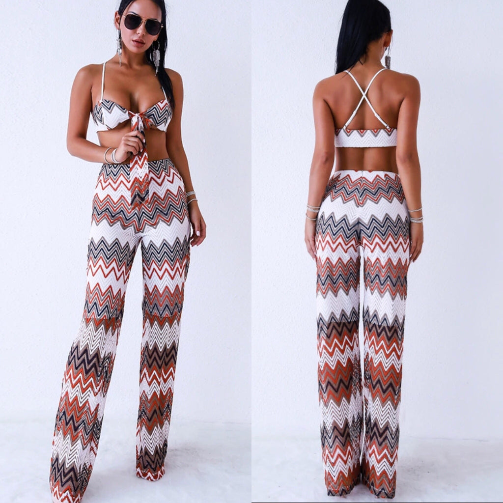 Lemy top and pant set