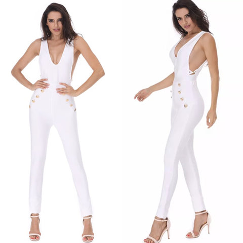 Lana White jumpsuit