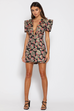Sookie mini floral dress