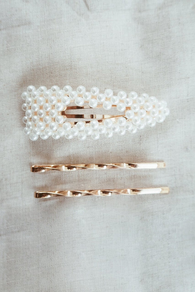 Josefine hair clips