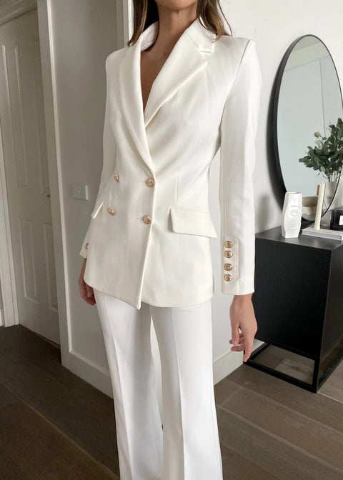Passion winter white jacket