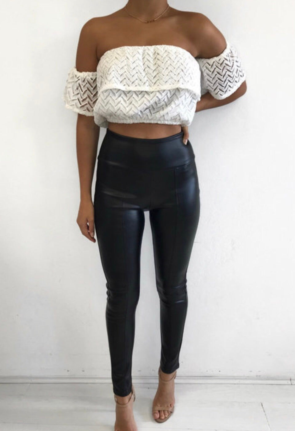 Coyote black pants