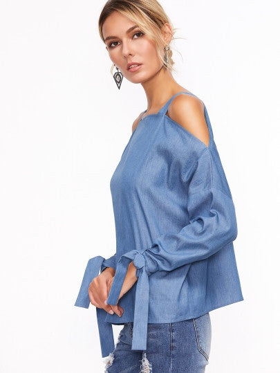 Noa long sleeve top