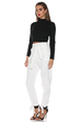 Jenner white pants
