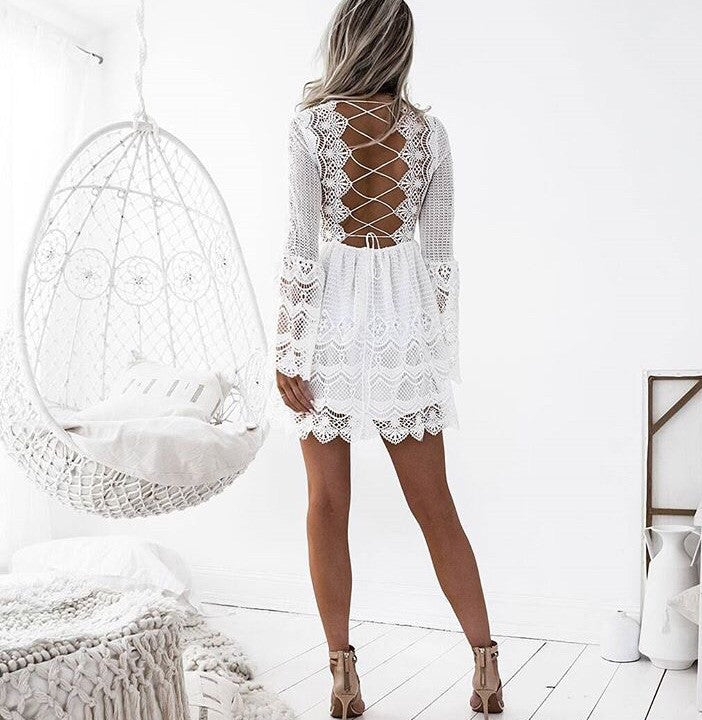 Royelle Lace Dress