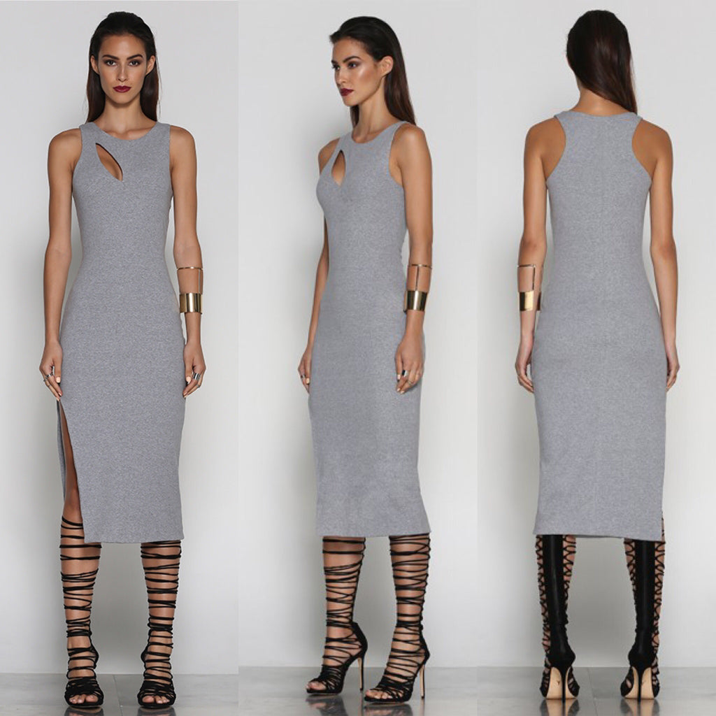 Stella grey dress