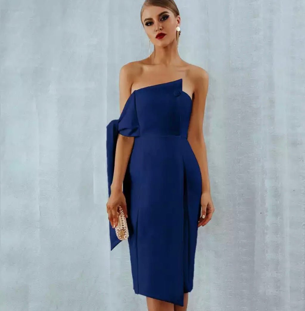 Taya Navy dress