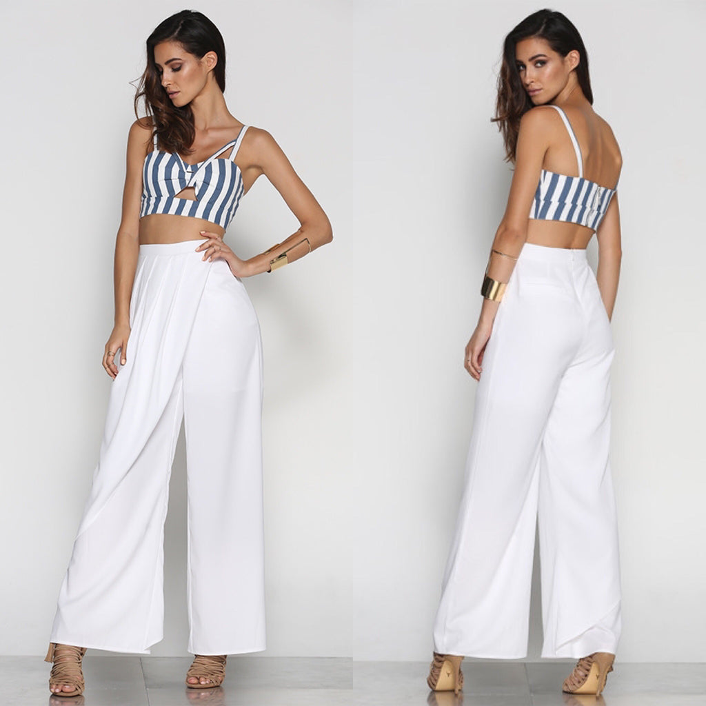 Indian summer white pant