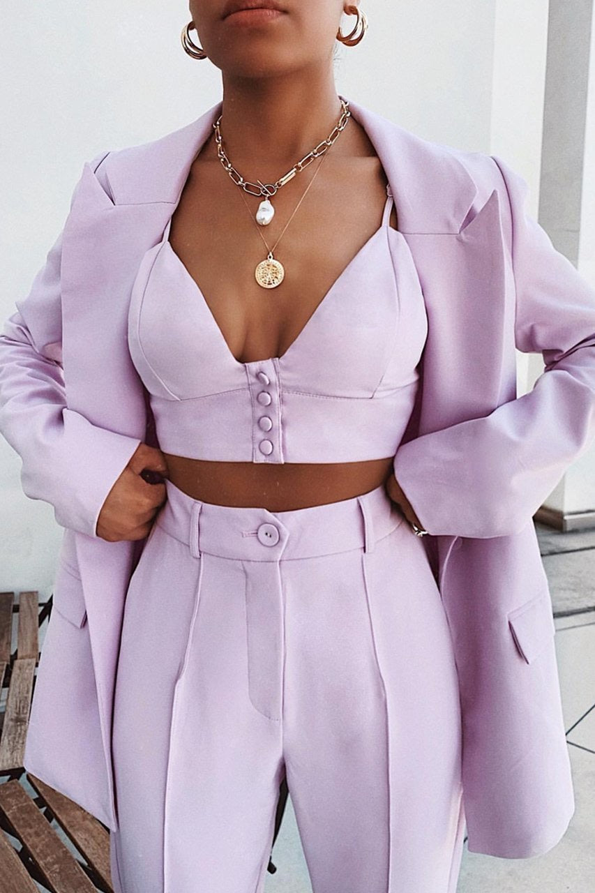 Need want lilac top