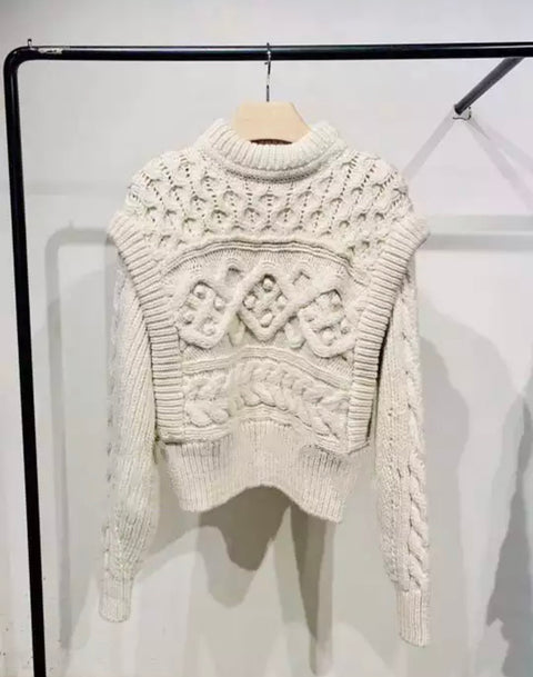 Nelly chunky knit