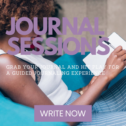 Guided journal sessions