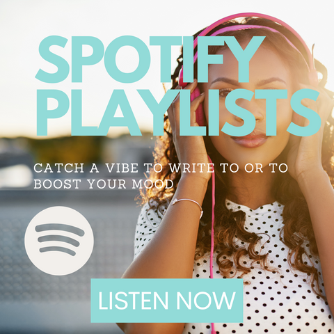 Download our Spotify playlists