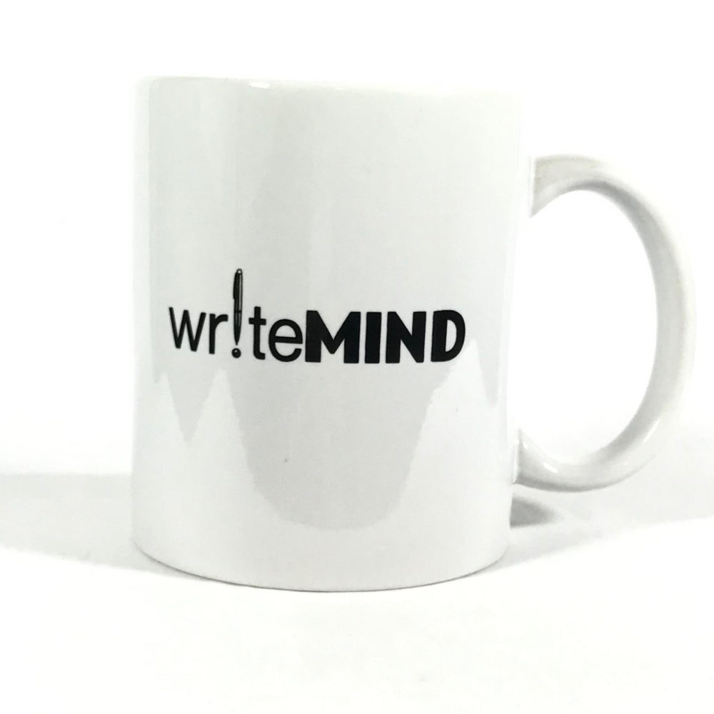 Write Mind Coffee Mug