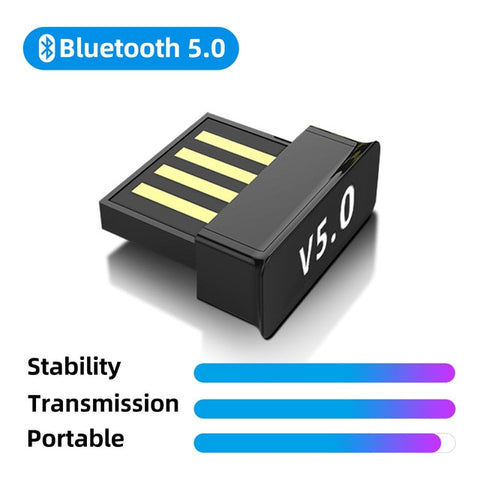 USB Bluetooth Adapter - Bluetooth V5.0