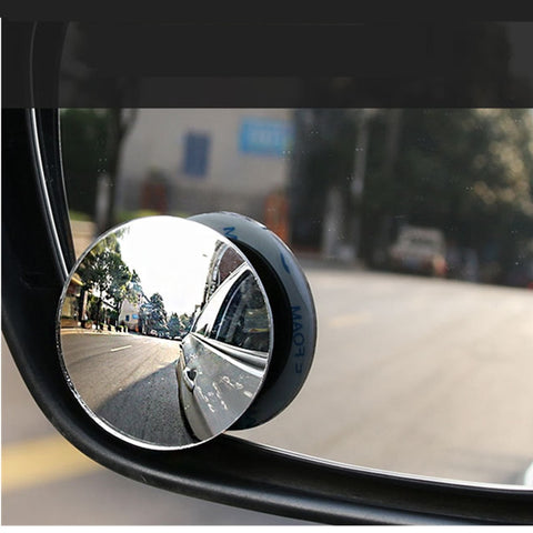 Small Mirror For Car - 180 Degree Angle Car Accessories