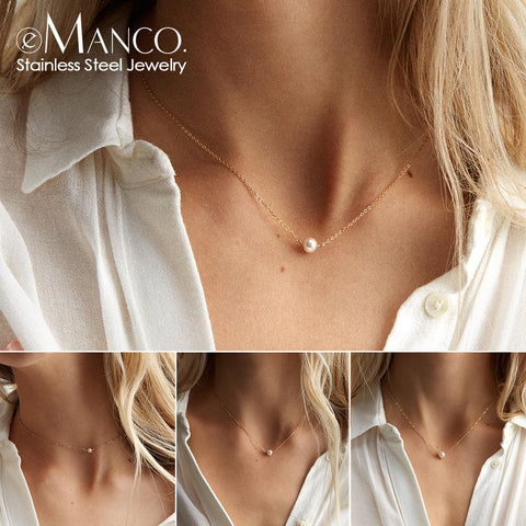 Lovely Pearl Necklaces For Women - Every Day Jewelry