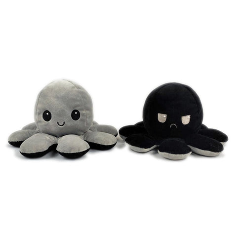Cute And Soft Octopus Toy For Kids - Reversible Octopus Plushie
