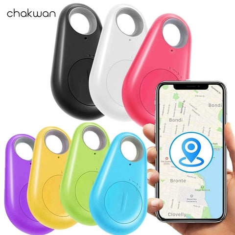 Smart GPS Key Finder Locator and Tracker With Anti Lost Alarm