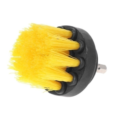 Brush - All Purpose Cleaner for Bathroom Surface Cleaning - Drill Mount
