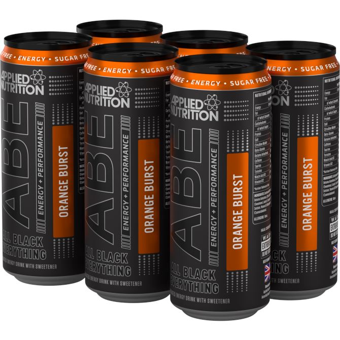 Applied Nutrition - ABE Energy Cans