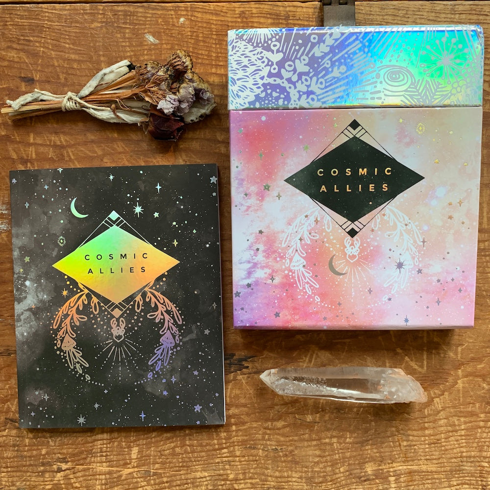 Cosmic Allies Altar Cards