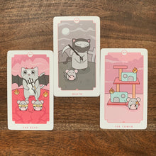 Load image into Gallery viewer, Cute Cat Tarot