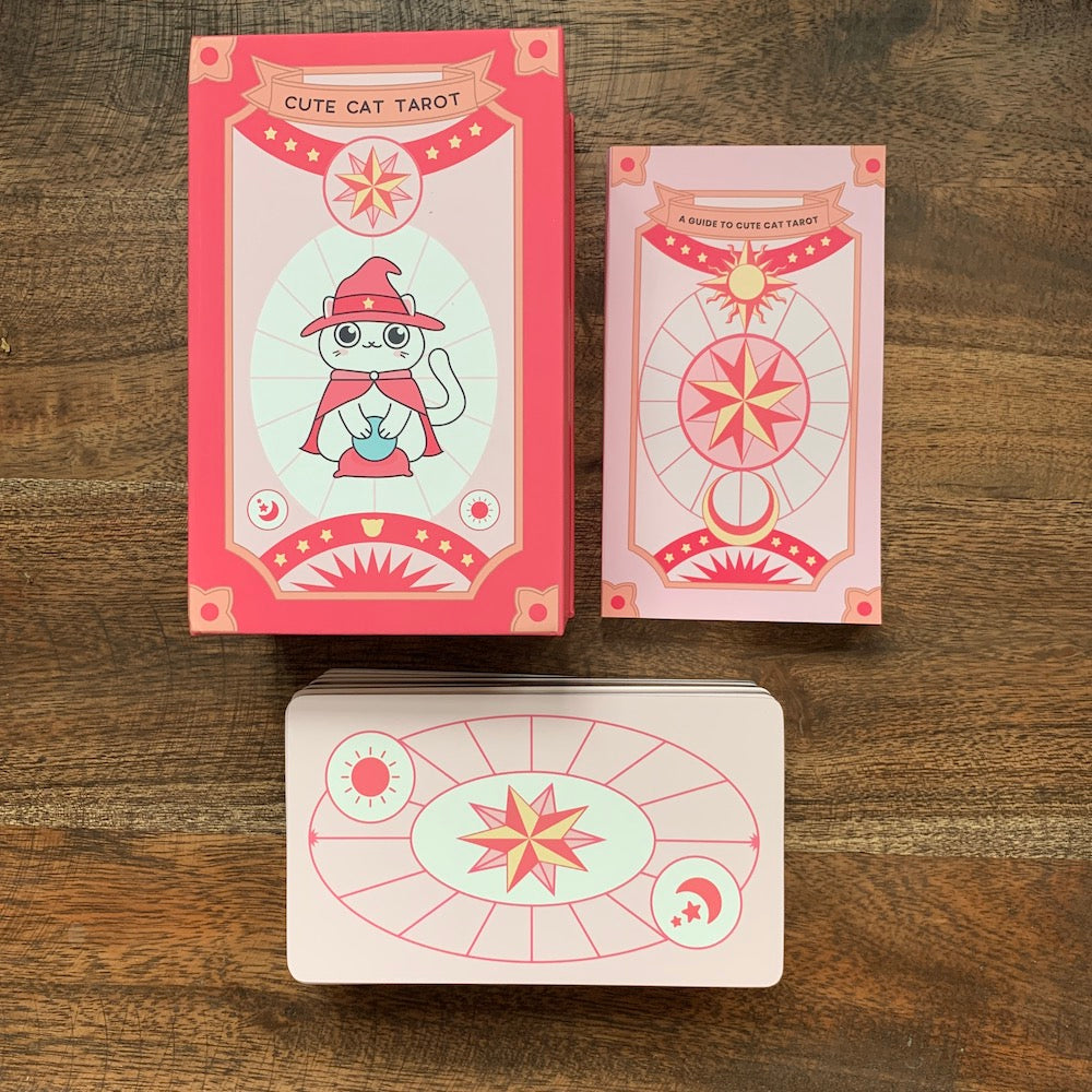 Cute Cat Tarot