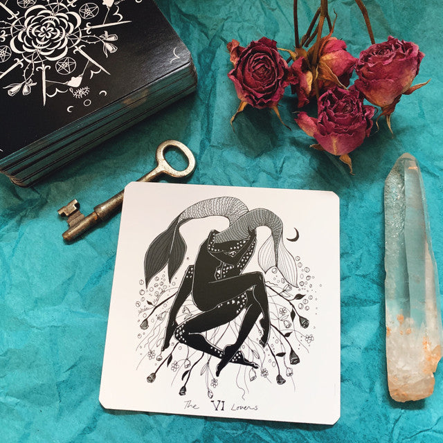 Dark Days Tarot