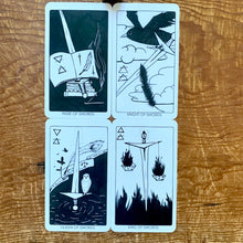 Load image into Gallery viewer, Moon Void Tarot