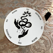 Load image into Gallery viewer, Snake & Magic Hands Pendulum Board