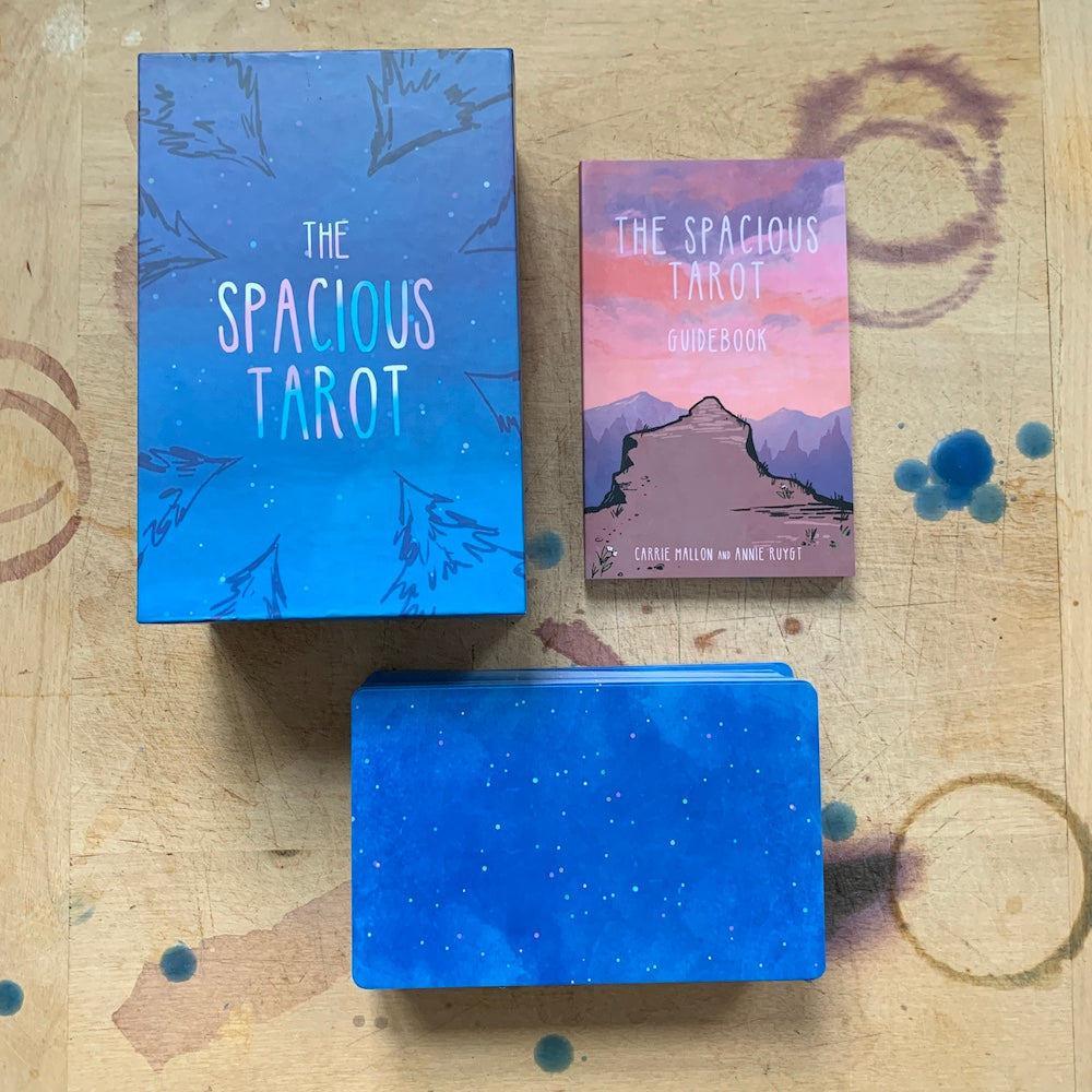 Spacious Tarot