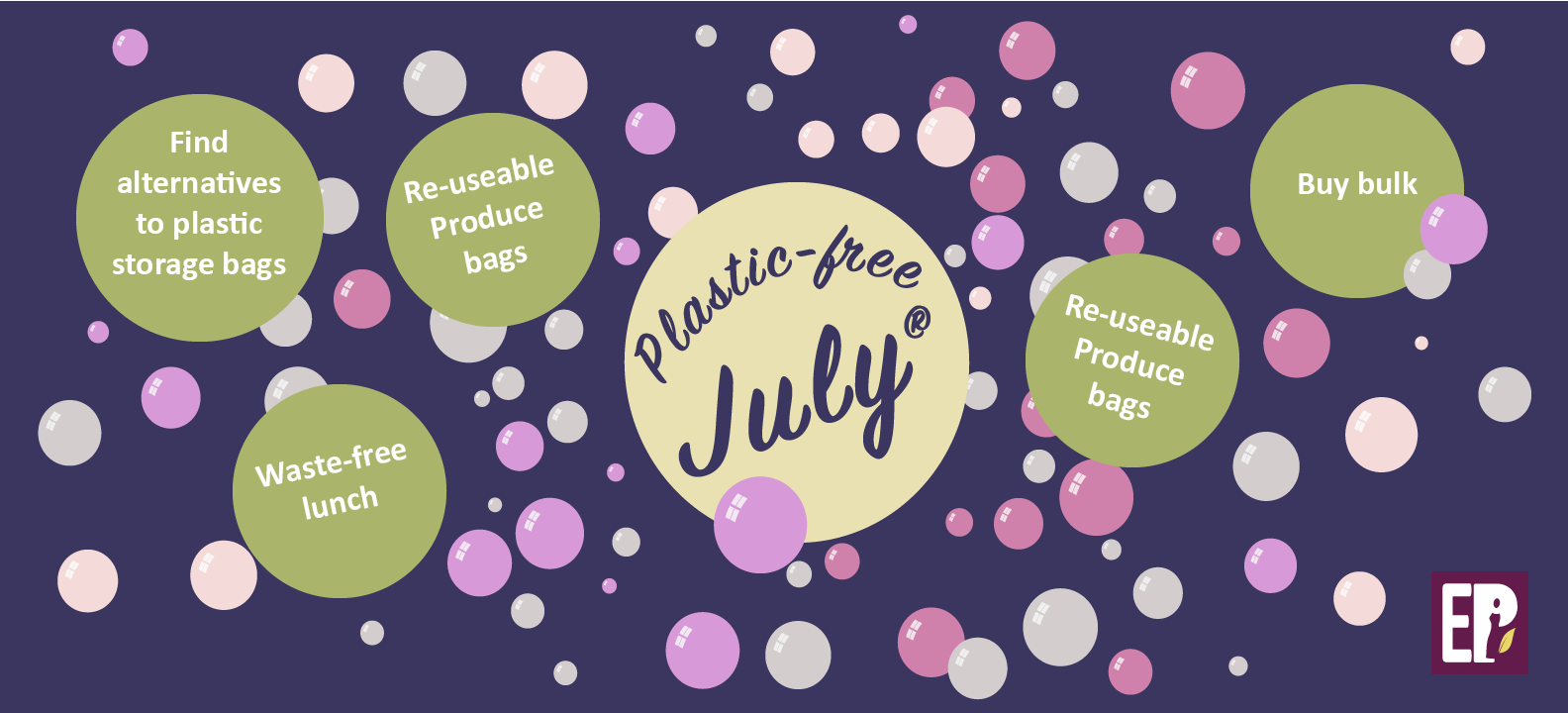 Take-aways from Plastic Free July®