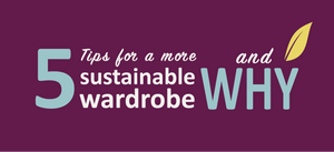 Journey towards more sustainable wardrobe
