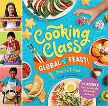 Load image into Gallery viewer, Cooking Class Global Feast