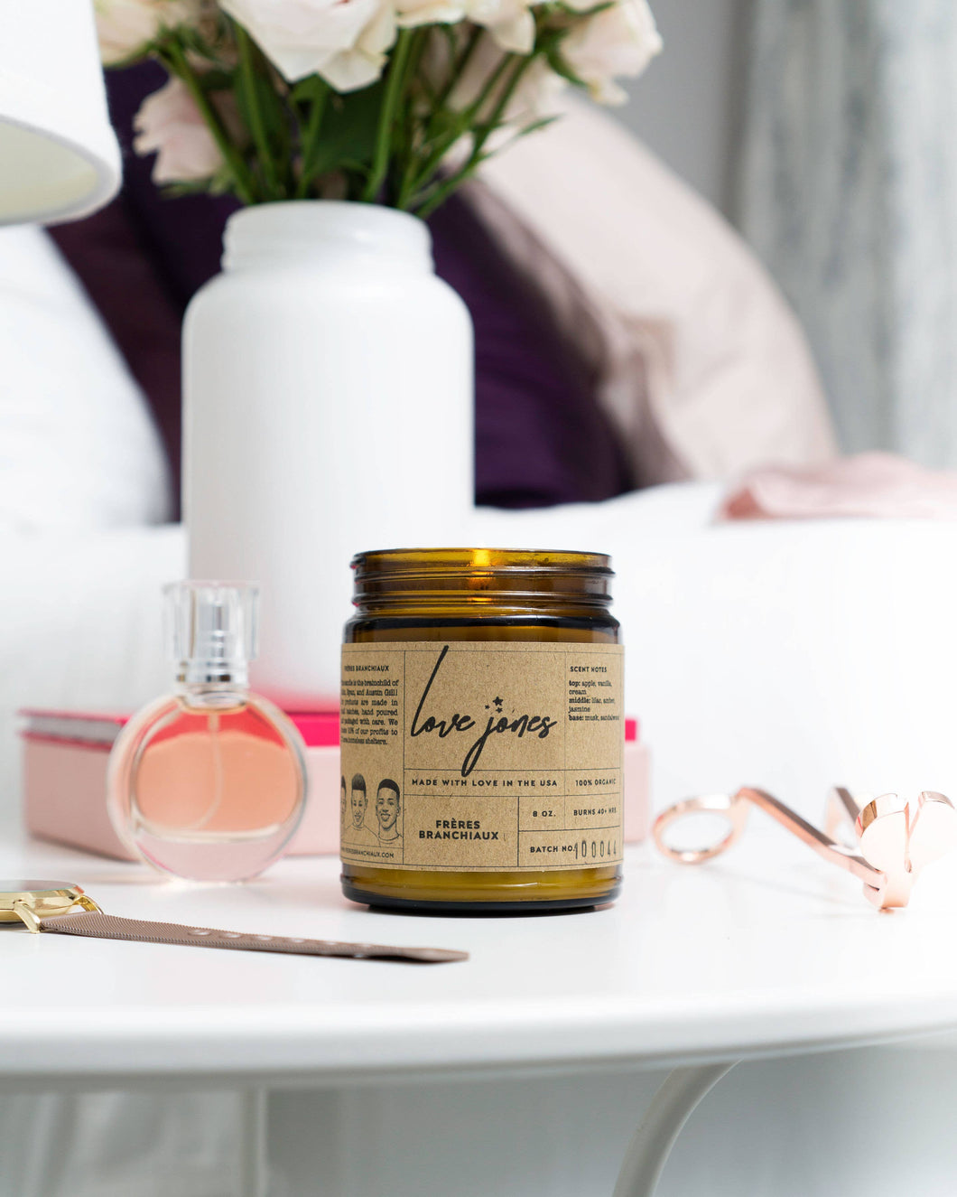 Love Jones Candle