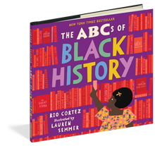 Load image into Gallery viewer, ABC's of Black History