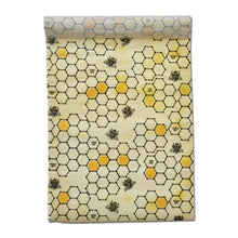 Load image into Gallery viewer, Bee Themed Beeswax Wrap