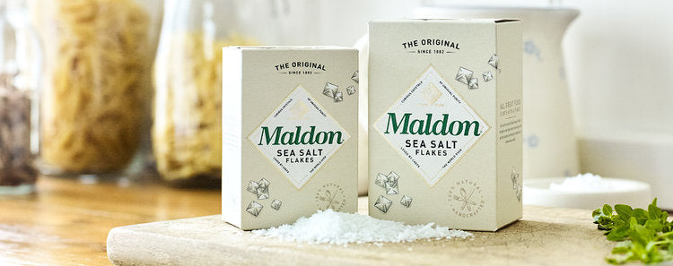Maldon Flake Sea Salt