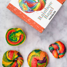Load image into Gallery viewer, Rainbow Bagel Making Kit